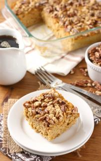 Pumpkin baked oatmeal squares